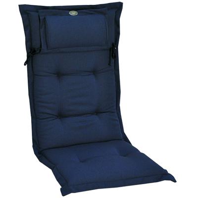 Canyon tjock med kudde blå