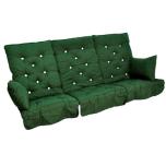 Hammockset hög dralon grön