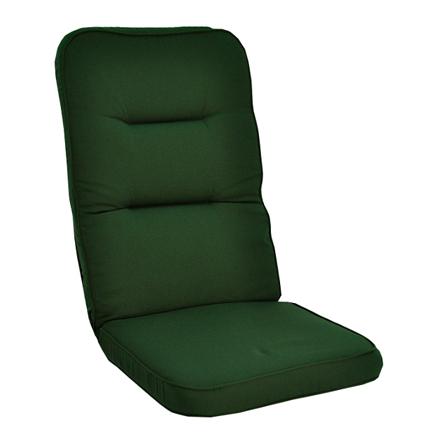 Woodline hög dralon grön