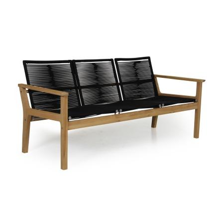 Agios 3-sits soffa