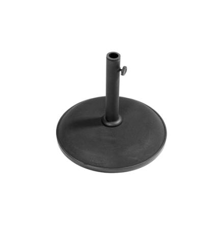 Parasollfot brage svart 15kg